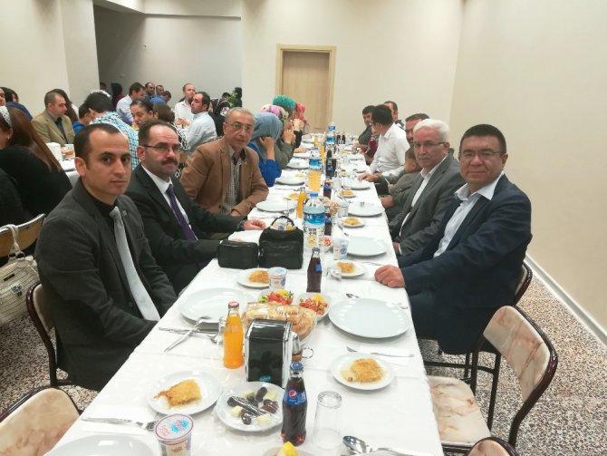 MEDAŞ'tan personeline iftar yemeği