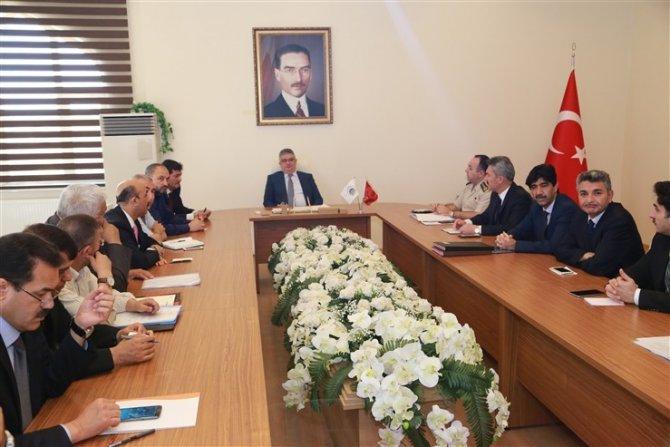 Aksaray'da Uyuşturucu ile mücadele etkinliği daha da arttırılacak