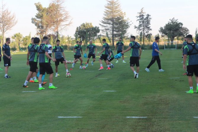 Konyaspor yeni sezon hazırlıklarına başladı