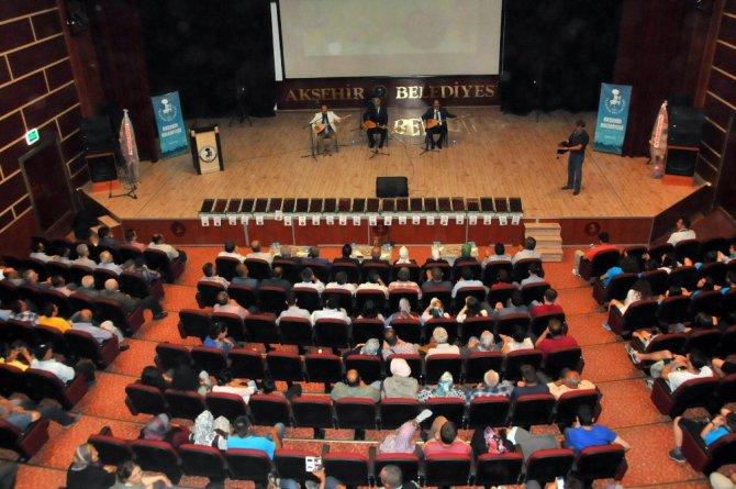 Altıncı Akşehir Kirazı Kültür ve Sanat Festivali yapıldı