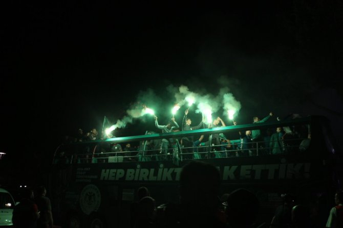 Konyaspor 95 yaşında