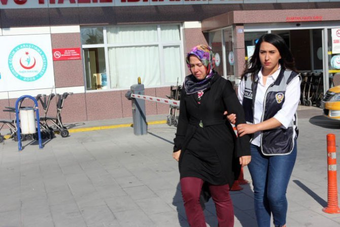 Konya'da akademisyenlere FETÖ operasyonu:20 gözaltı