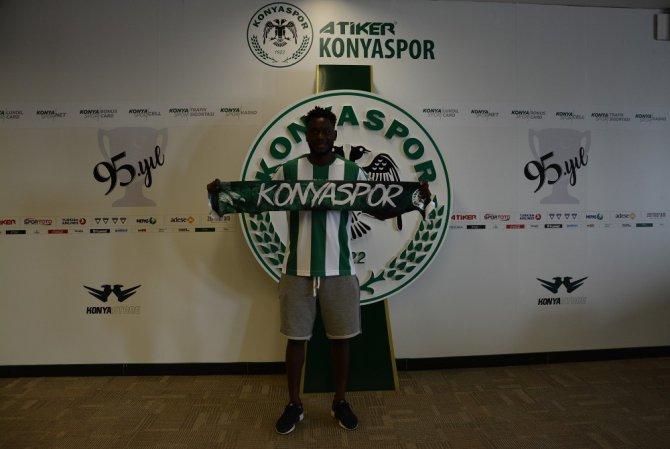 Wilfred Moke Konyaspor'da