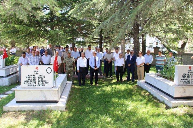 Akşehir'de 15 Temmuz Şehitlerini Anma, Demokrasi ve Milli Birlik Günü etkinlikleri başladı