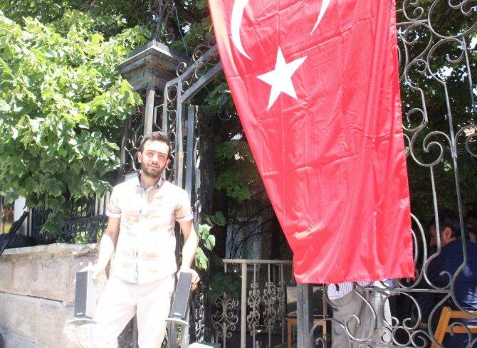 DEAŞ'lı 4 teröristin cesedi daha evden çıkarıldı