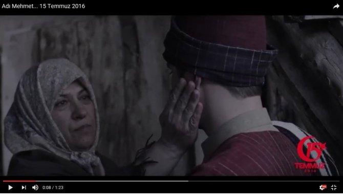 Selçuklu Belediyesinden duygu yüklü 15 Temmuz filmi