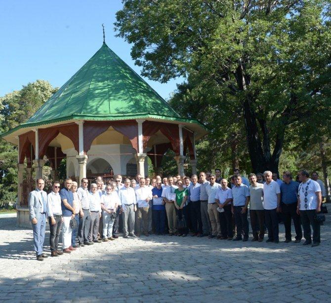 Akşehir, Selçuk Üniversitesi'ni ağırladı