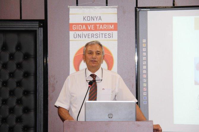 KGTÜ'de deprem konferansı