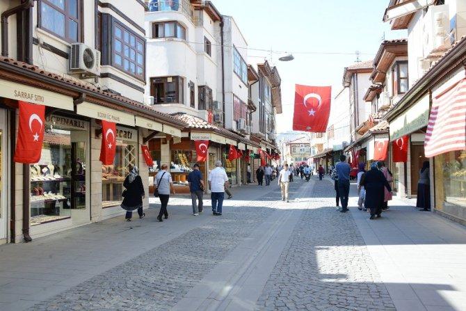 Tarihi Çarşılar Kurultayı Konya'da yapıldı