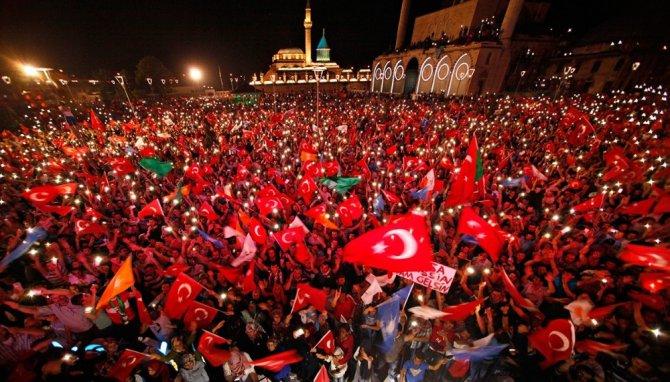 """Başkan Akyürek: """"15 Temmuz milletimizin eşsiz bir zaferidir"""""""