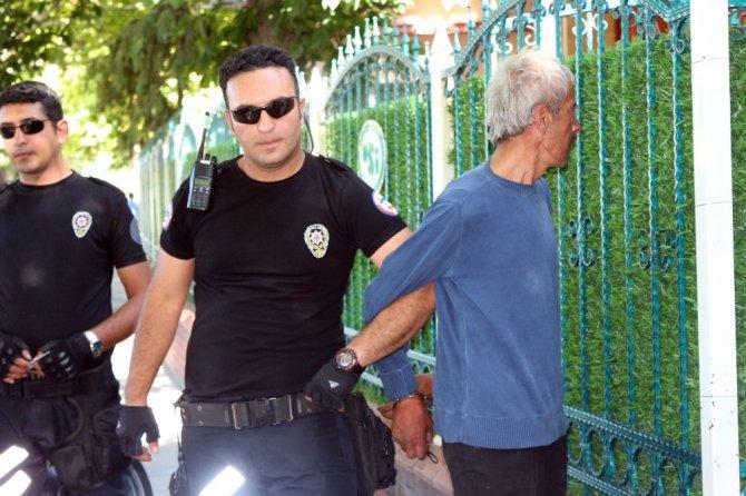 Konya'da bisiklet hırsızlığı şüphelisi yakalandı