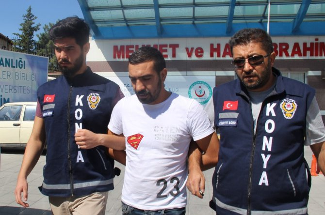 Konya'daki cinayete iki tutuklama