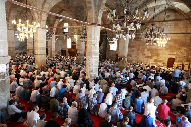 Aksaray'da 100 bin hatim duası yapıldı