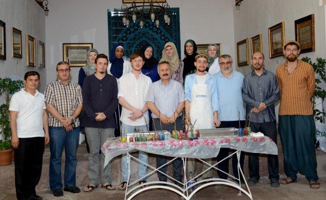 Müslüman Avusturyalılar, Türk-İslam kültürünü tanıyor