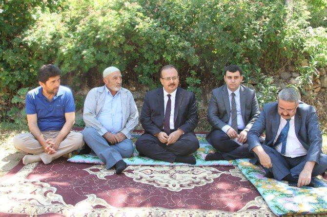 Derbent Aladağ'da futbol takımları kamp yapabilecek