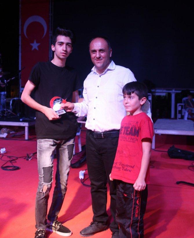 Çağatay Akman, Beyşehir'de hayranlarıyla buluştu