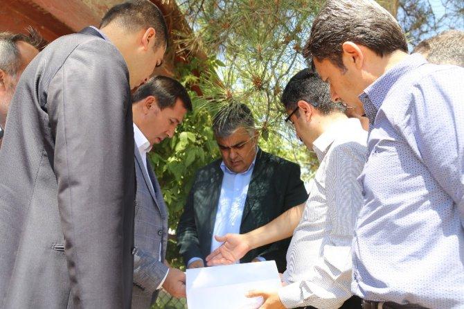 Ereğli'de 8 milyonluk hal projesi, hayata geçecek