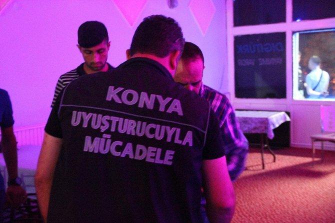 Konya'da asayiş uygulamaları sürüyor
