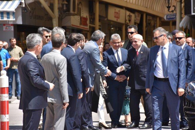 """TBMM Başkanı Kahraman: """"15 Temmuz Türkiye'yi işgal hareketiydi"""""""