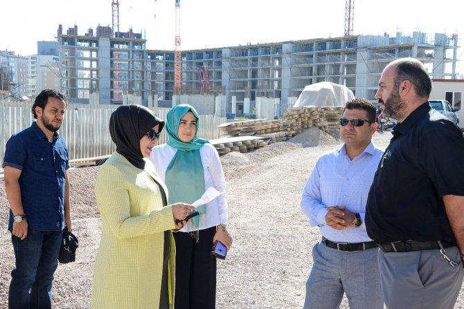 Meram'da gençlere fonksiyonel merkez