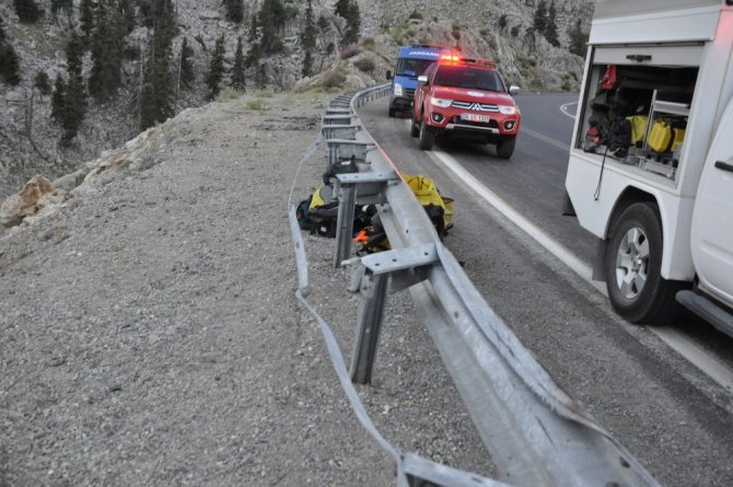 Tatil dönüşü kaza: 2 ölü, 2 yaralı