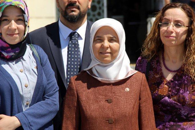 Milletvekili Hüsnüye Erdoğan, FETÖ davalarını takip edecek