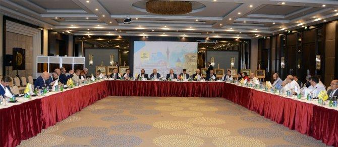 UCLG-MEWA Turizm Komitesi Toplantısı Tamamlandı