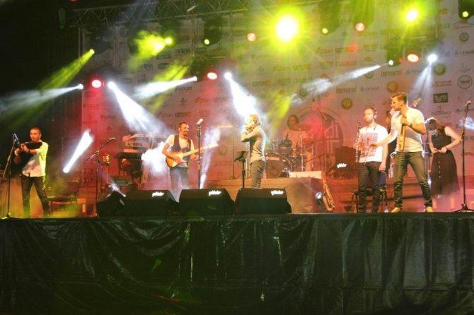 Seydişehir Kalkınma Şöleni Resul Dindar konseriyle başladı