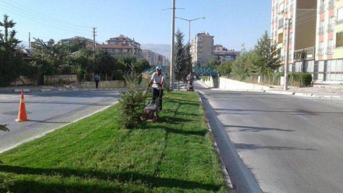Ereğli'de park ve yeşil alan çalışması