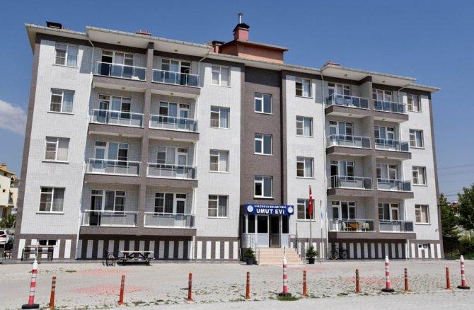 """(Güncelleme) Selçuklu Belediyesi Umut Evi """"umut"""" oluyor"""