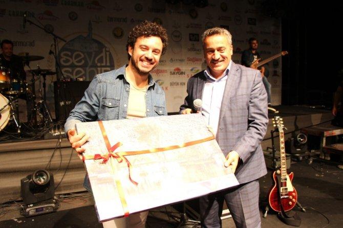 Seydişehir'de Buray konseri