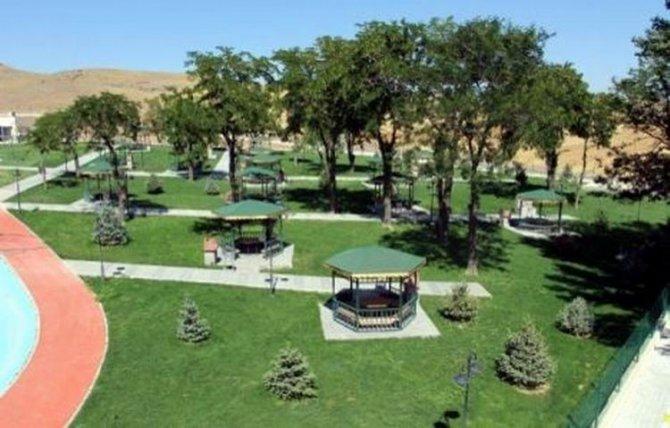 Seydişehir'e yeni park ve yeşil alan