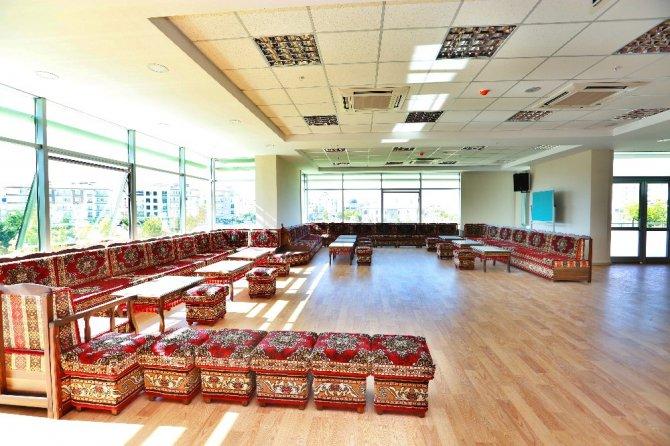 Aksaray Belediyesi Selime Sultan Kadın Aktivite Merkezi hizmetine açıldı