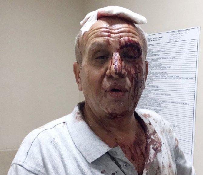 Ağabey-kardeş arasındaki arsa kavgası kanlı bitti: 5 yaralı