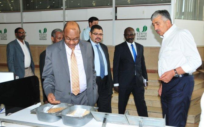 KTB'nin sistemi Afrika'ya ışık oluyor