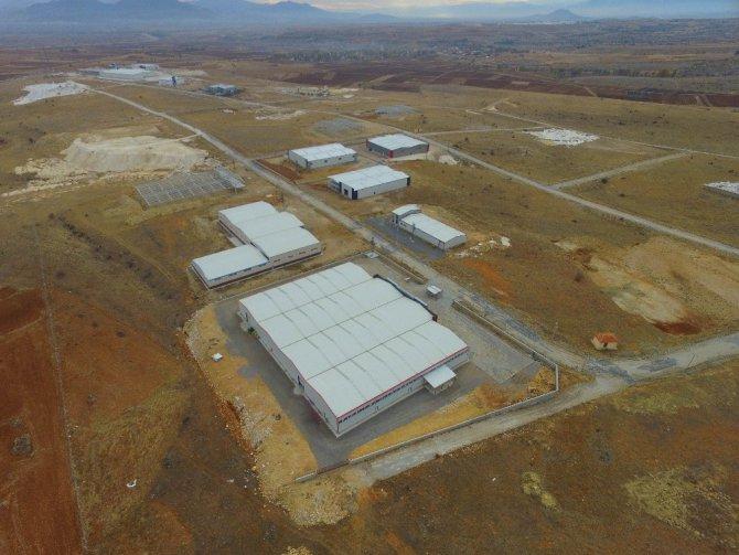 Beyşehir OSB'de fabrika sayısı arttı