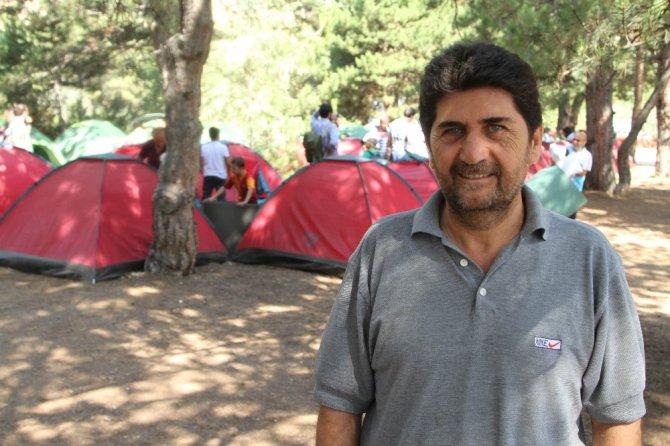 Derbent kamp merkezi haline geldi