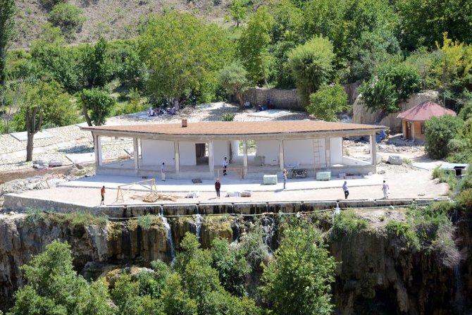 Yerköprü Şelalesi Türkiye'nin çekim merkezlerinden biri haline getiriliyor