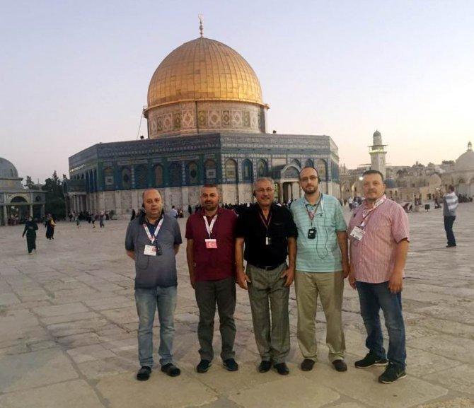 MÜSİAD Kudüs'te