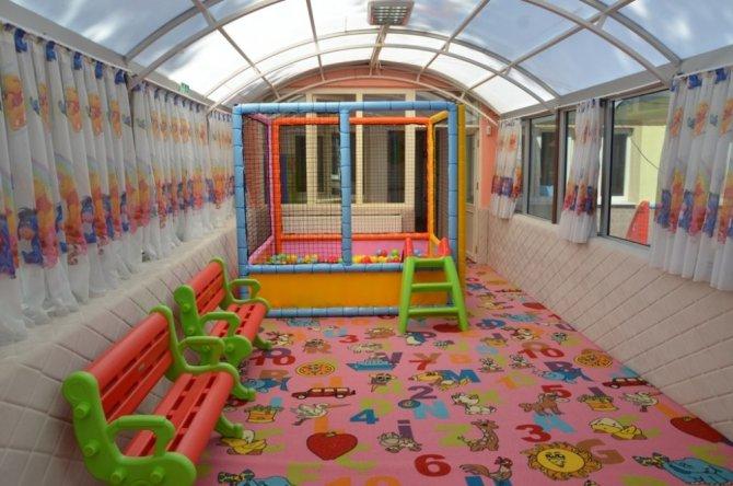 Ereğli'ye gündüz çocuk bakım evi