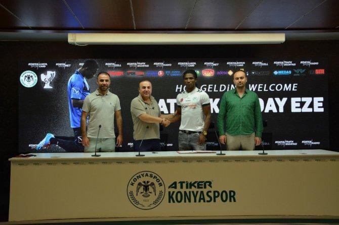 Atiker Konyaspor'dan forvet transferi