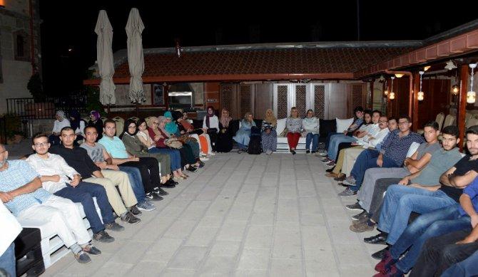 Meram'da Mecalis-i Seb'a günleri başladı