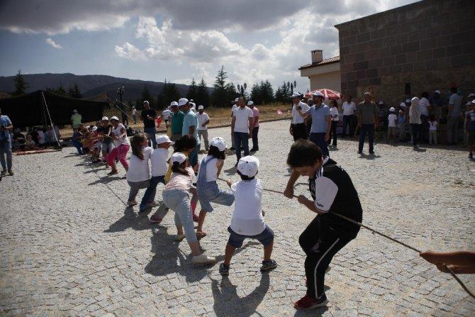MÜSİAD Konya Şubesi üyeleri geleneksel piknik programında bir araya geldi