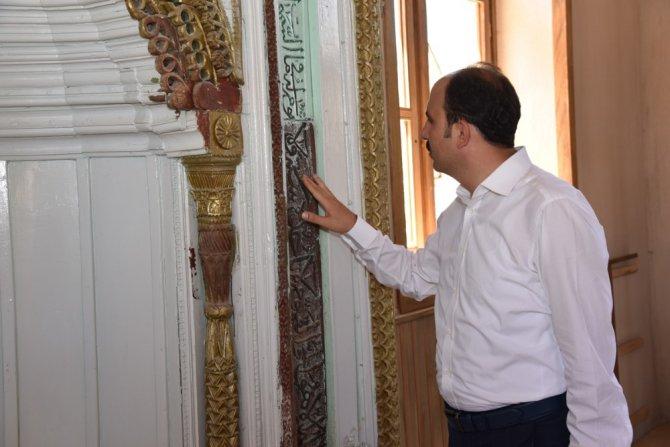 Sille Subaşı Cami restore ediliyor