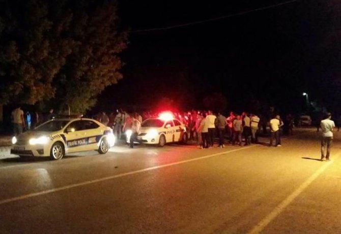 Konya'da Suriyeli gerginliği