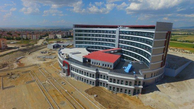 Beyşehir'e otel konforunda hasta konukevi