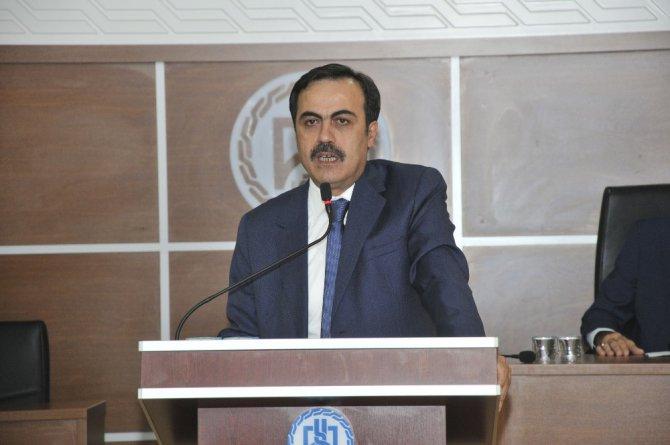 KTO Başkanı Öztürk, ekonomideki gelişmeleri değerlendirdi