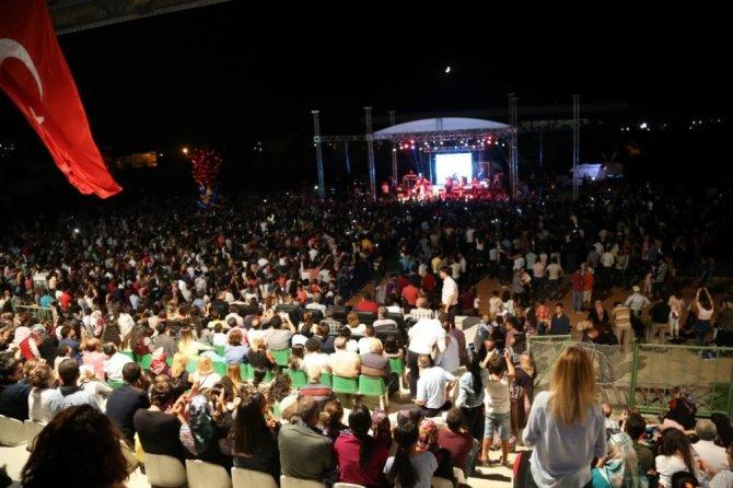 Ereğli'de festival sona erdi
