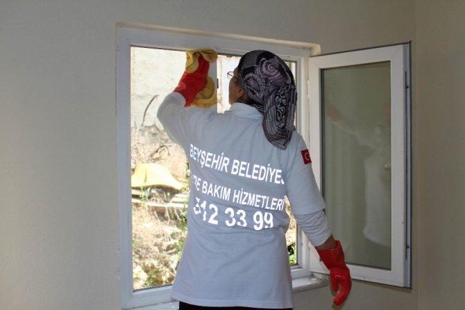 Beyşehir'de evde bakımda hizmette sınır yok