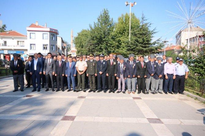 Beyşehir'de 30 Ağustos Zafer Bayramı kutlamaları